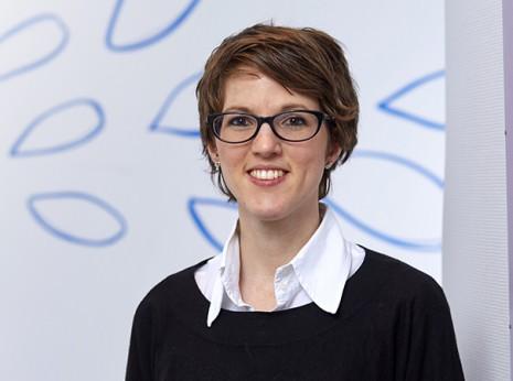 Anne-Liss Borschette – diéteticienne au Centre de pédiatrie du Val-Ste-Croix, Luxembourg