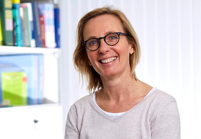 Dr Marianne Goergen – pédiatre au Centre de pédiatrie du Val-Ste-Croix, Luxembourg