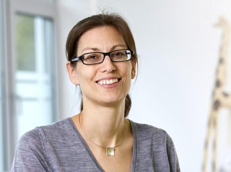 Dr Nathalie Marx – pédiatre au Centre de pédiatrie du Val-Ste-Croix, Luxembourg