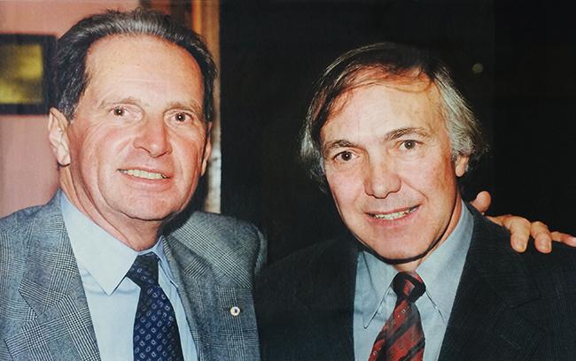 Dr Schaack et Dr Tockert