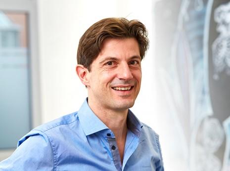 Dr Serge Allard – pédiatre au Centre de pédiatrie du Val-Ste-Croix, Luxembourg