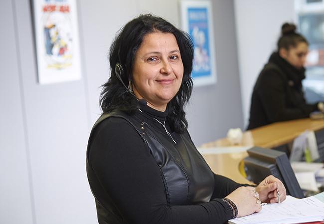 Martine Weber-Cosco – Assistante médicale